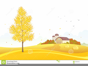 Free Country Fall Clipart.