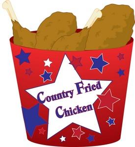 Chicken Clipart Image.
