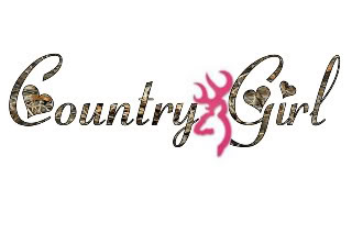 Country Girl Clipart.
