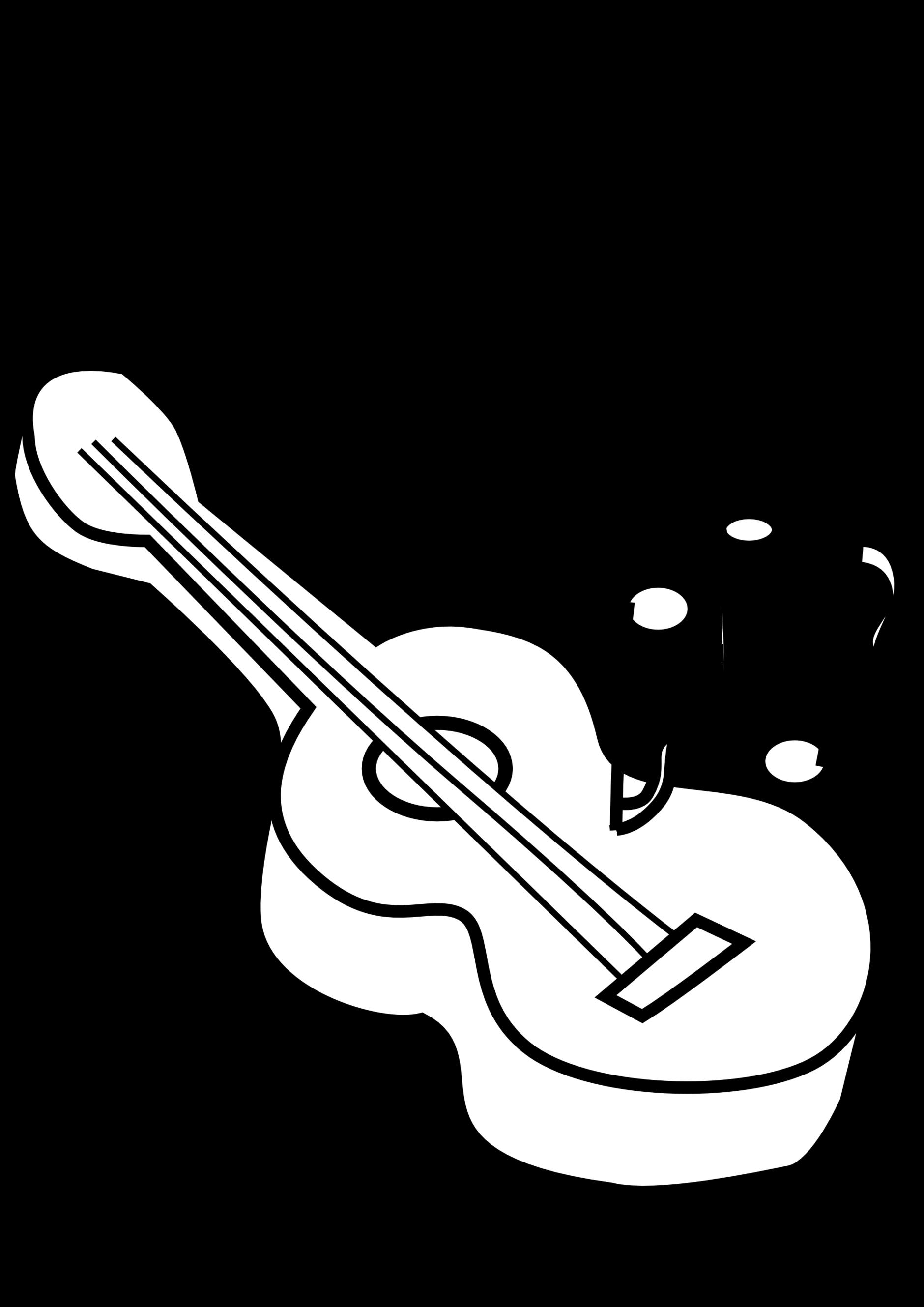 Clipart guitar country guitar, Clipart guitar country guitar.