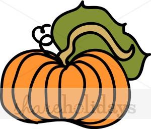 Animated Pumpkin Clipart.