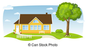 Country house Illustrations and Clip Art. 12,368 Country house.