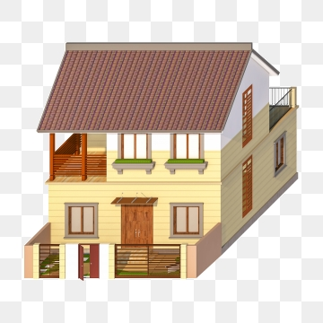 Country House Png, Vector, PSD, and Clipart With Transparent.