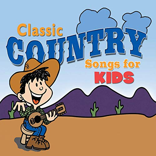 Classic Country Songs for Kids by The Countdown Kids on.