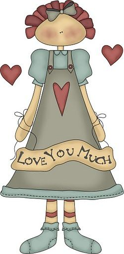 COUNTRY, LOVE YOU MUCH CLIP ART.