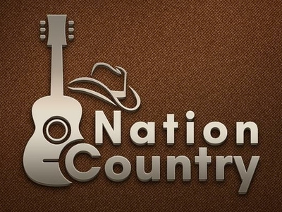 Nation Country Music Logo.