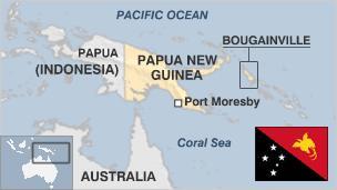 Papua New Guinea country profile.
