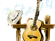 Imagens Country Png Vector, Clipart, PSD.