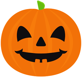 Halloween Pumpkin Clipart..