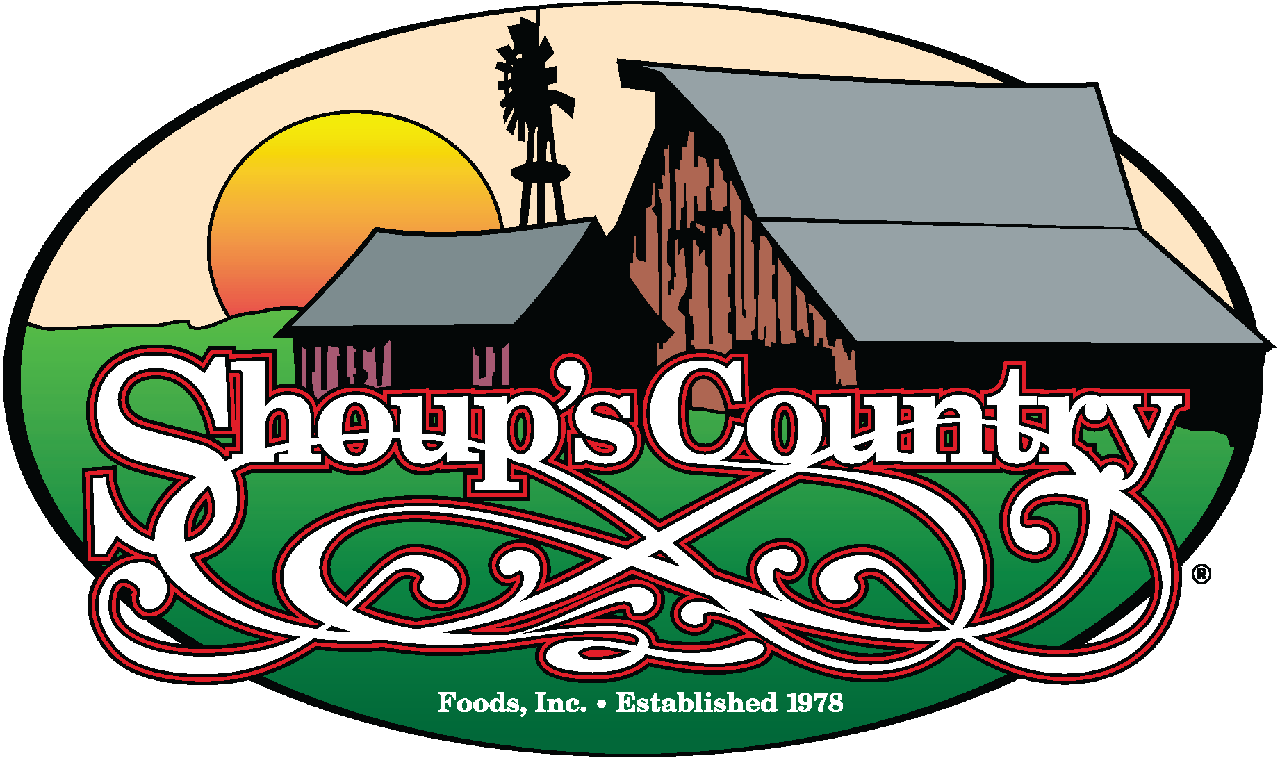 Shoup's Country Foods.