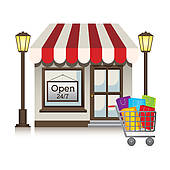 Country store clip art free.