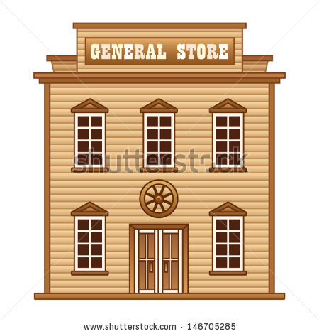 General Store Stock Photos, Royalty.