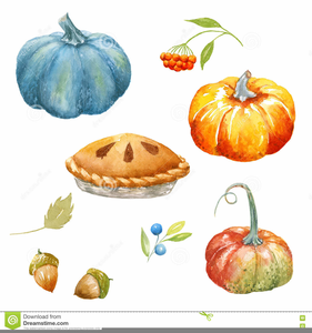 Country Thanksgiving Clipart.