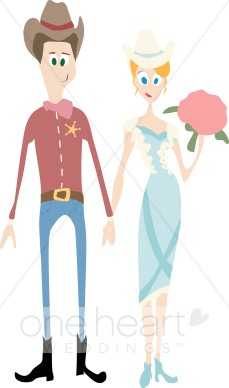 Country wedding clipart 1 » Clipart Station.