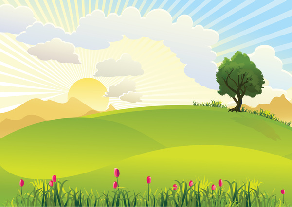 Countryside free vector download (96 Free vector) for commercial.