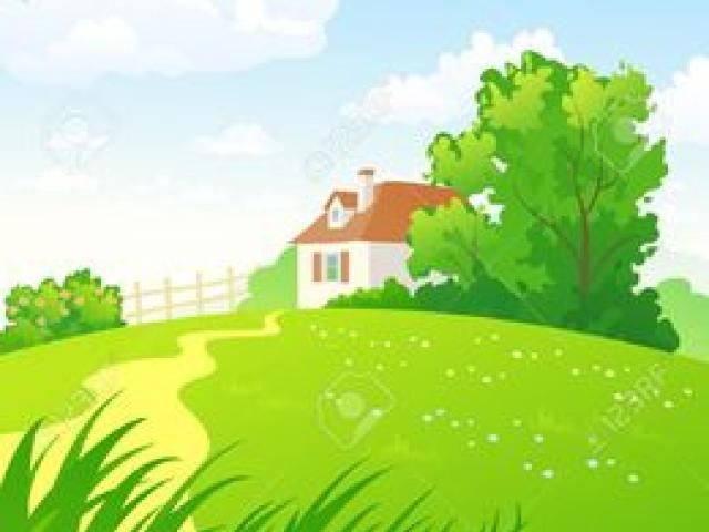 Land clipart countryside, Land countryside Transparent FREE.