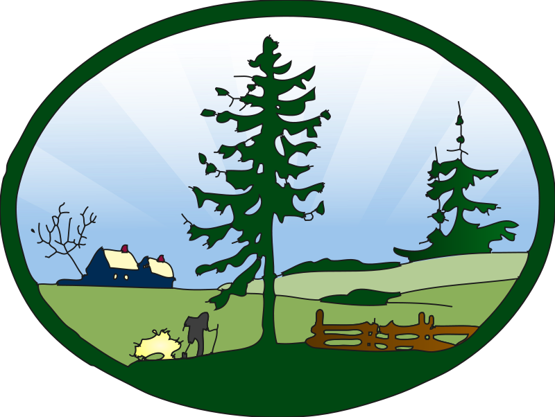 Free to Use & Public Domain Nature Clip Art.