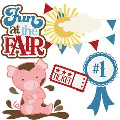 La County Fair Clip Art.