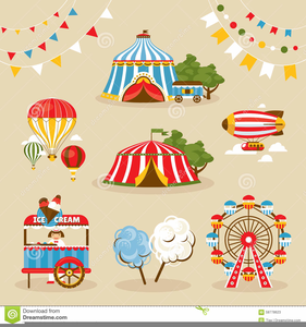 County Fair Clipart.