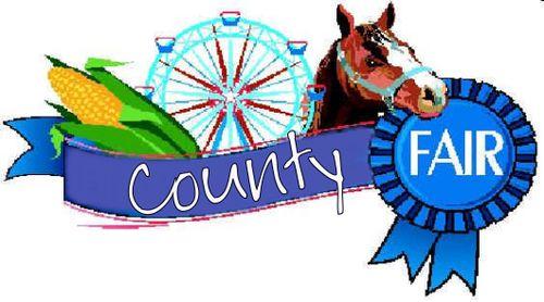 County Fair Clip Art.