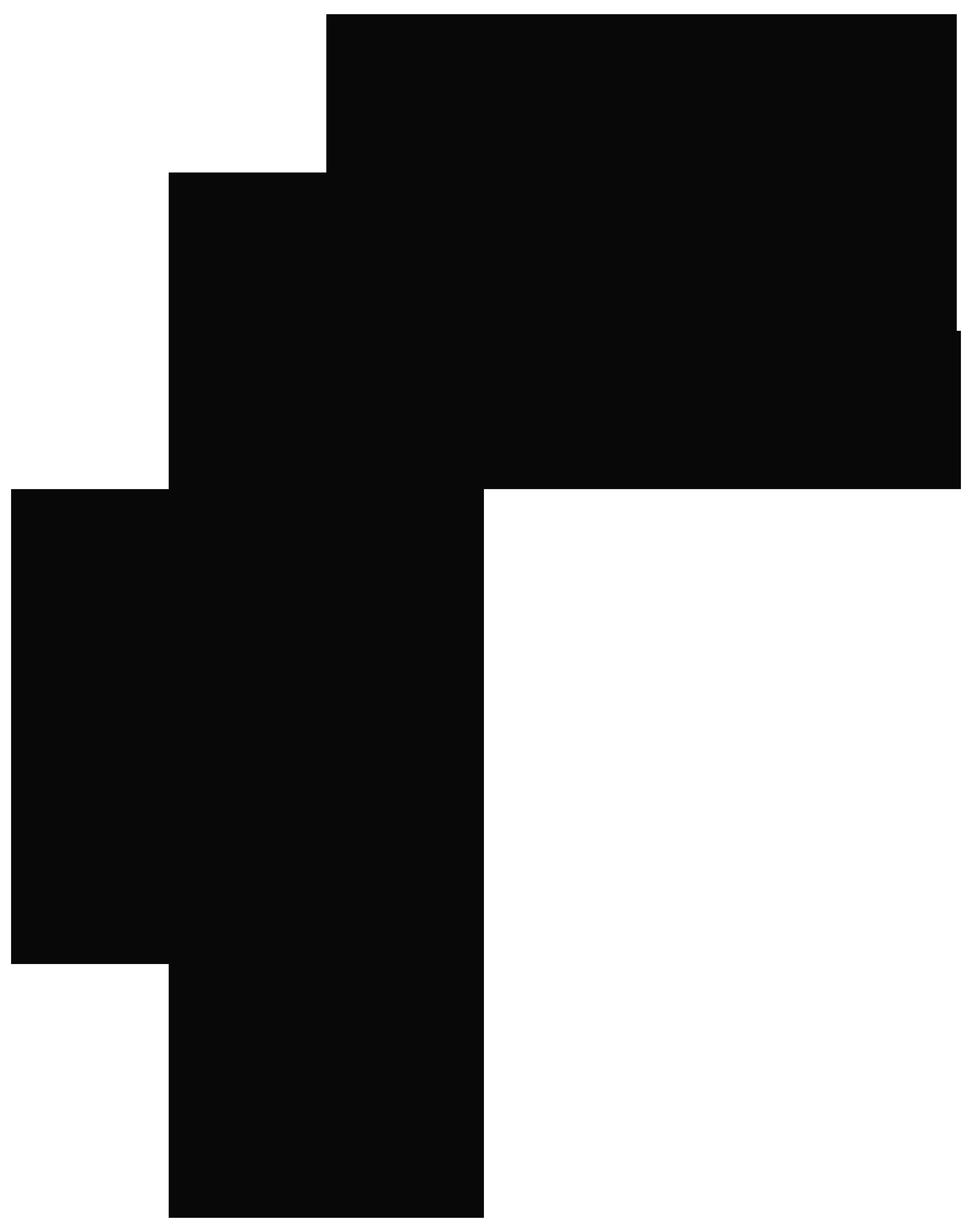 Romantic Couple Silhouettes PNG Clip Art Image.