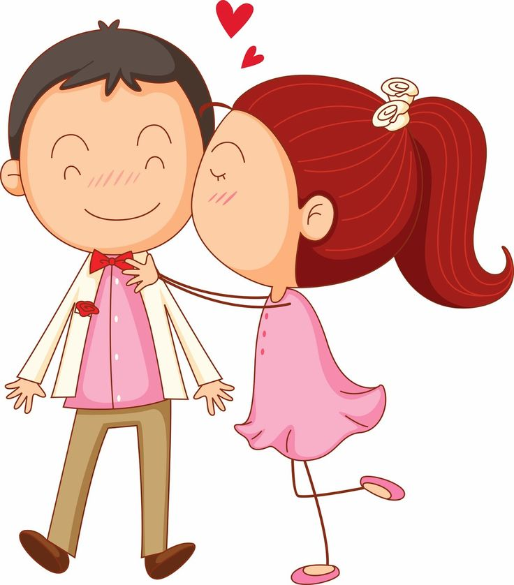 Couples clip art.