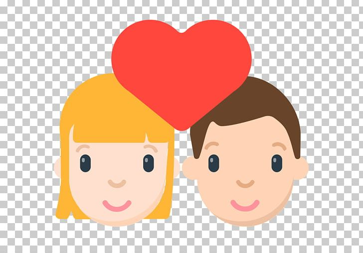 Emoji Couple Love Heart Text Messaging PNG, Clipart, Boy.