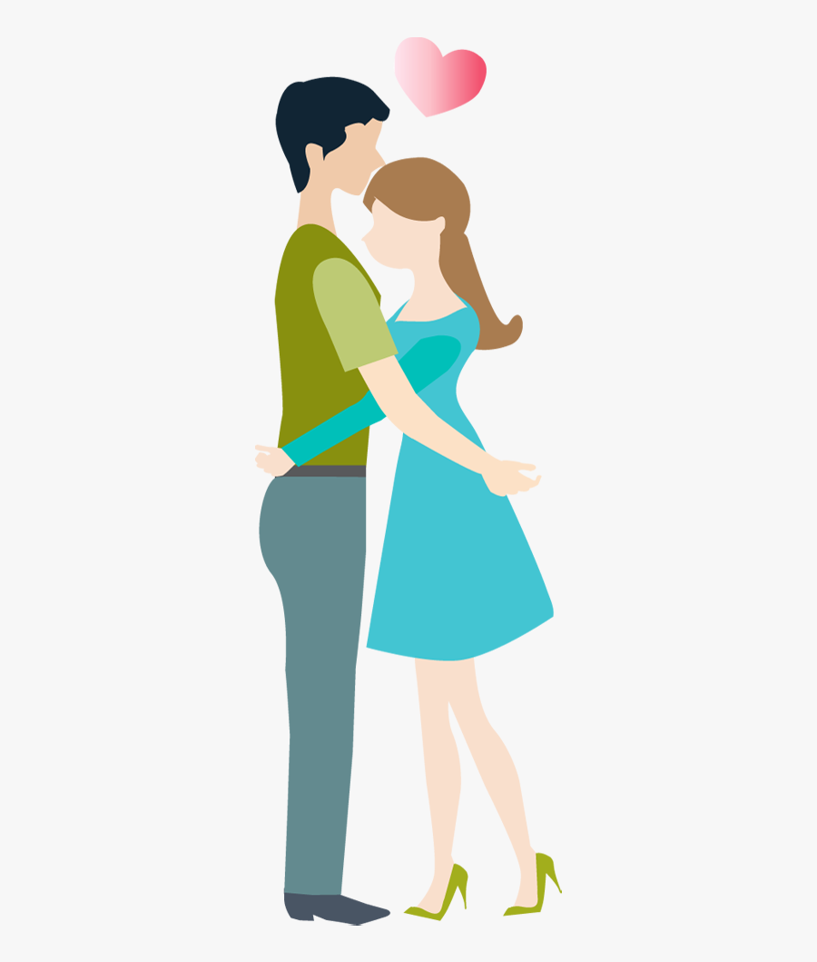 Hugging Clipart Transparent Background.