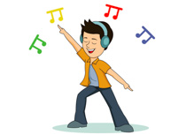 Free Dance Clipart.
