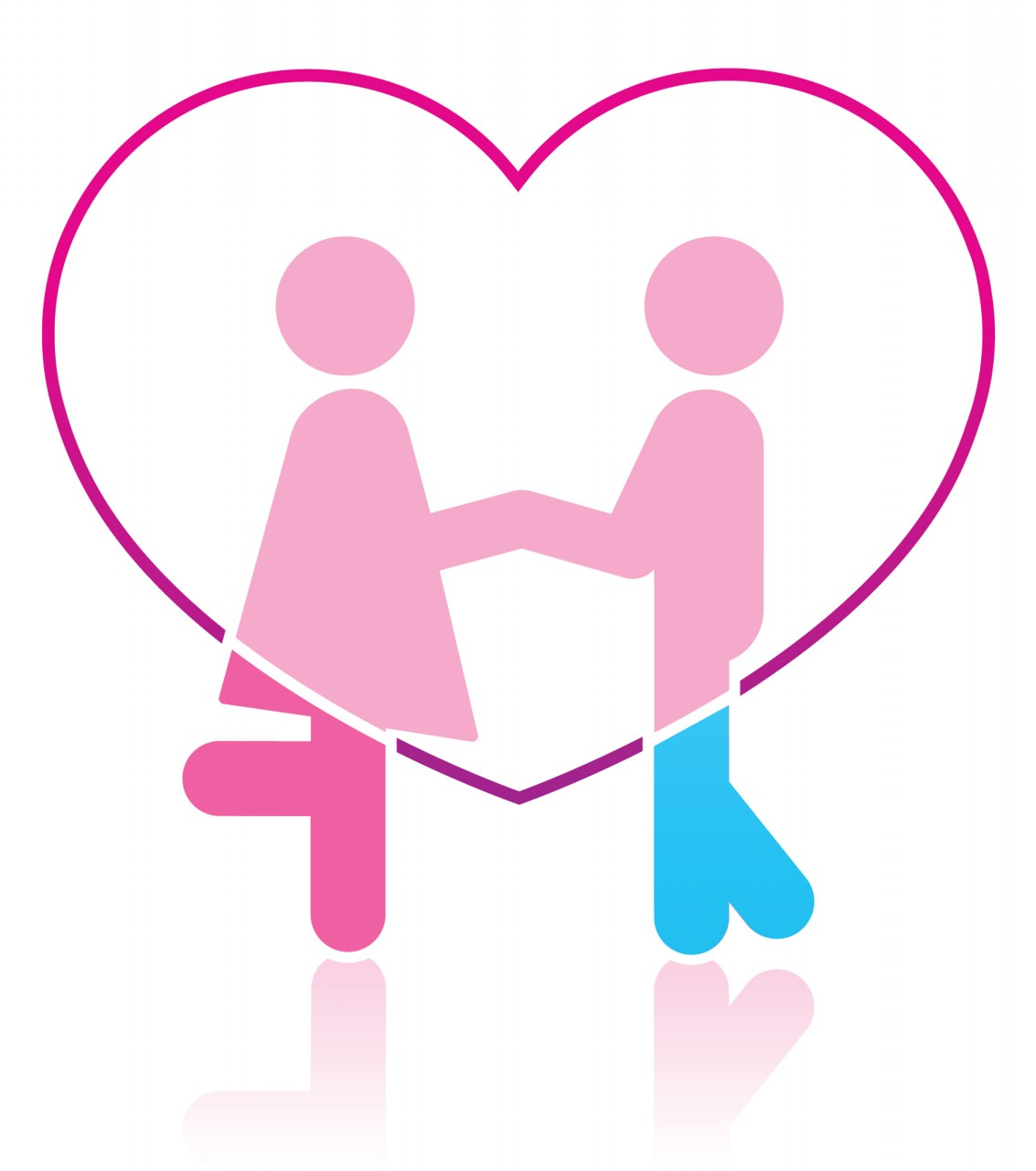 Couple In Love Clipart.