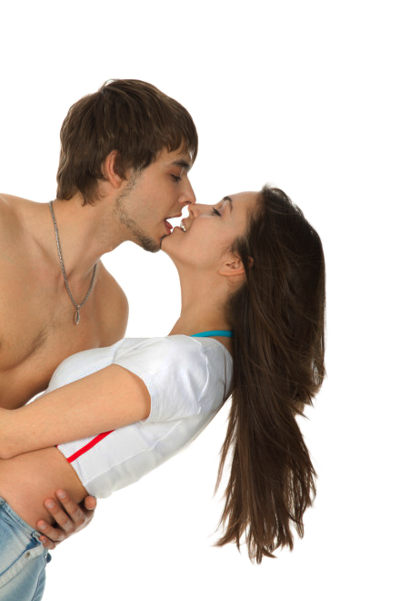 PNG Kissing Couple Transparent Kissing Couple.PNG Images..