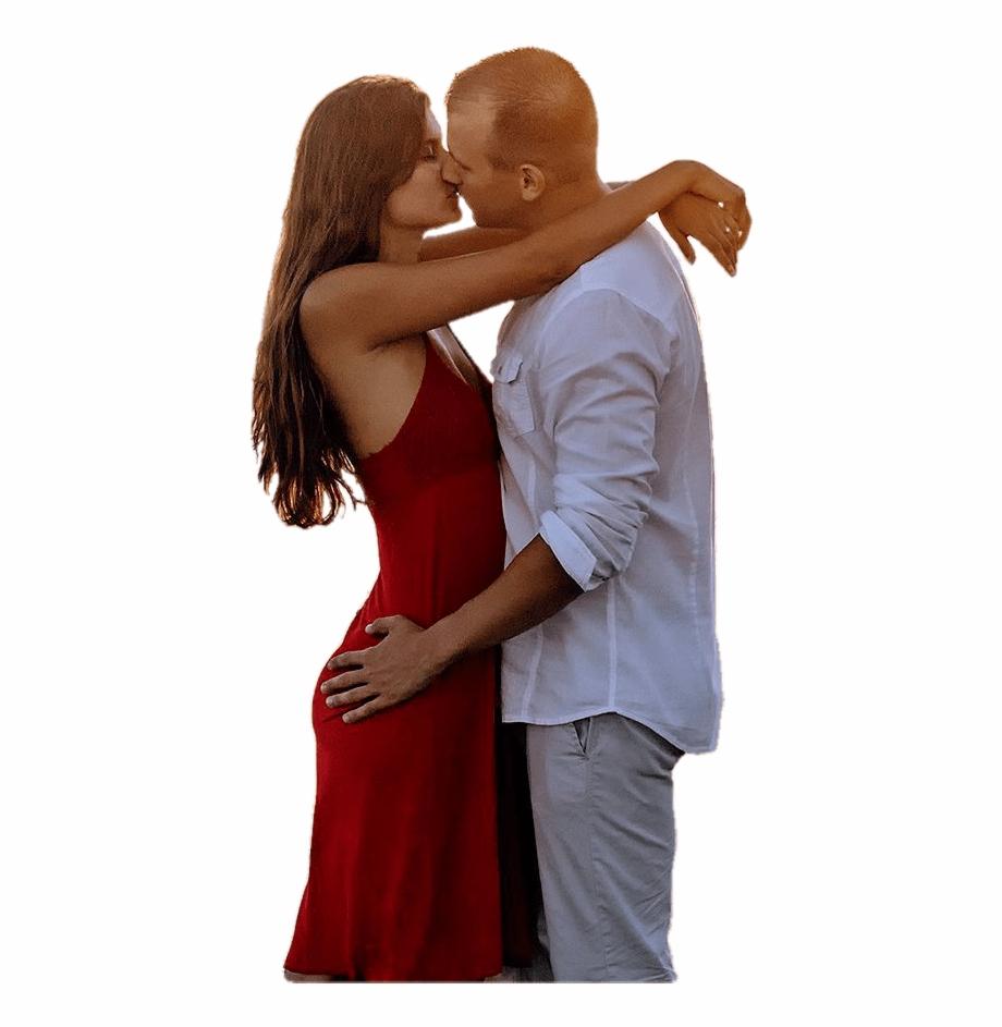 Kissing Couple Transparent Png Images.