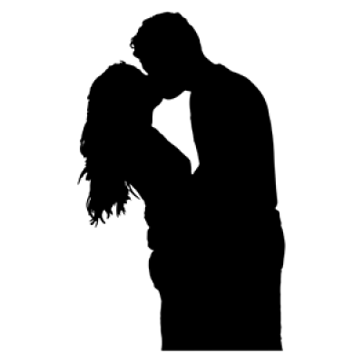 PNG Kissing Couple Transparent Kissing CouplePNG Images.