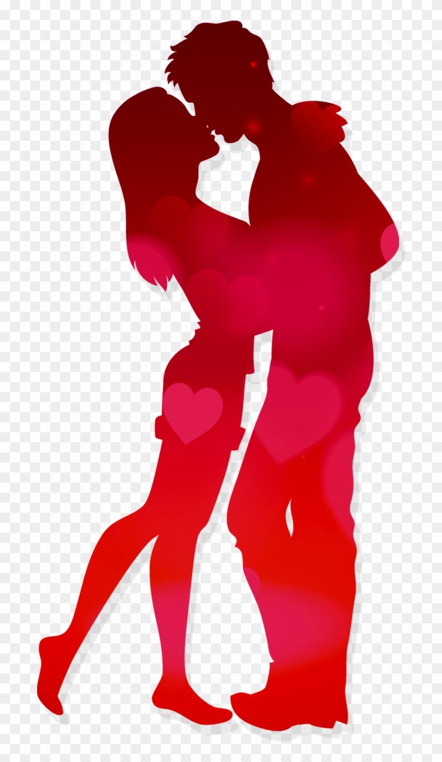 Kegel Exercise Couple Woman.