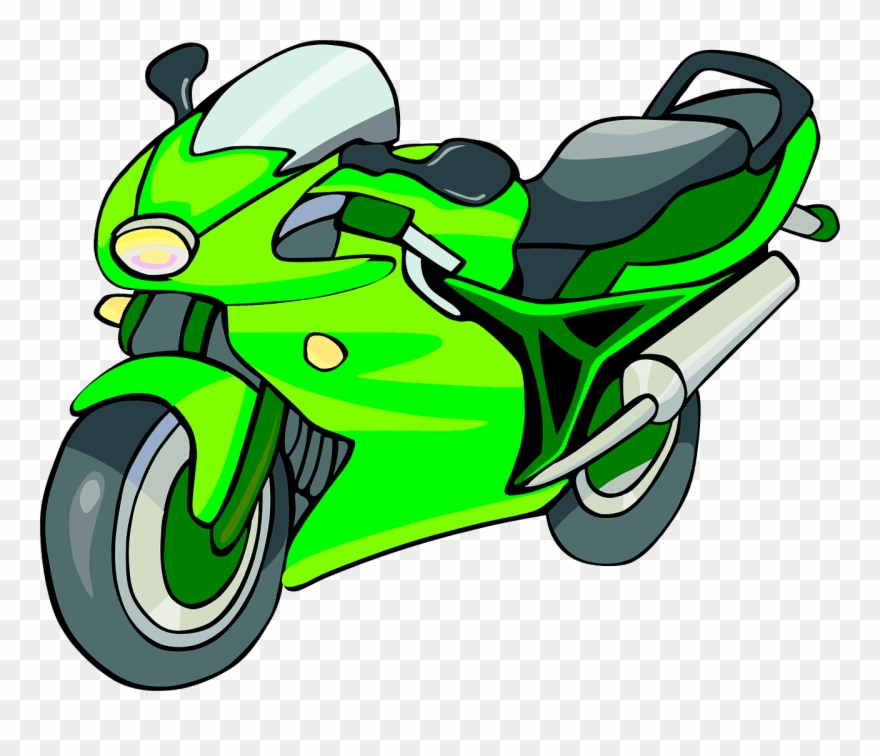See Here Free Motorcycle Clipart Black And White Images.