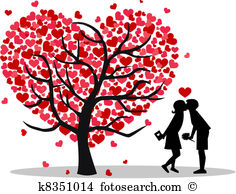 Couple kissing Clipart and Illustration. 6,452 couple kissing clip.