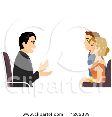 Marriage Counselor Clip Art.