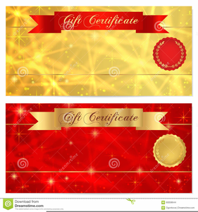 Free Coupon Clipart Template.