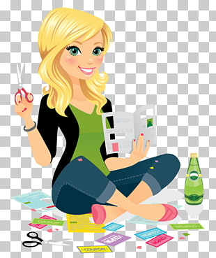 6 extreme Couponing PNG cliparts for free download.