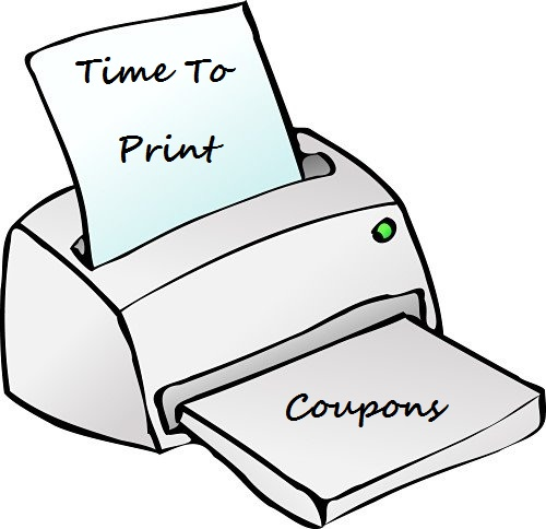 Coupons Clip Art.