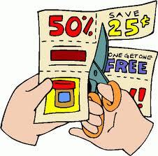 Coupons Clipart.