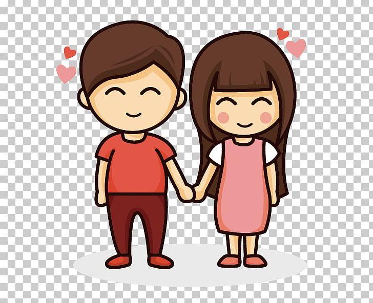 Drawing Couple PNG, Clipart, Boy, Cartoon Character, Cartoon.