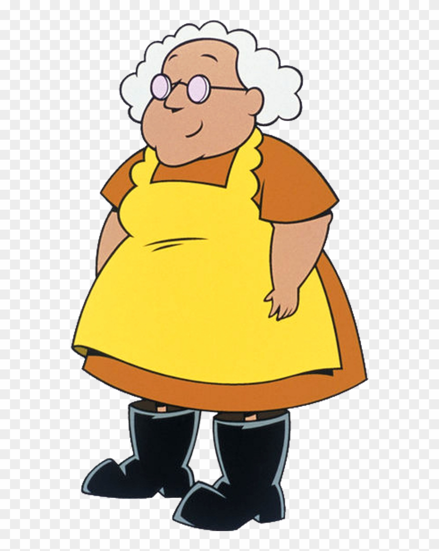 Muriel Bagge Courage The Cowardly Dog.