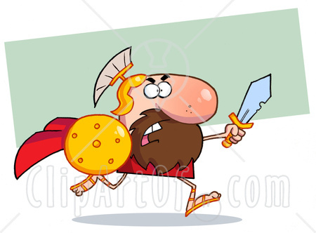 Courage Clipart.