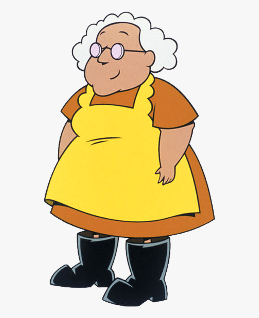 Transparent Courage The Cowardly Dog Png.