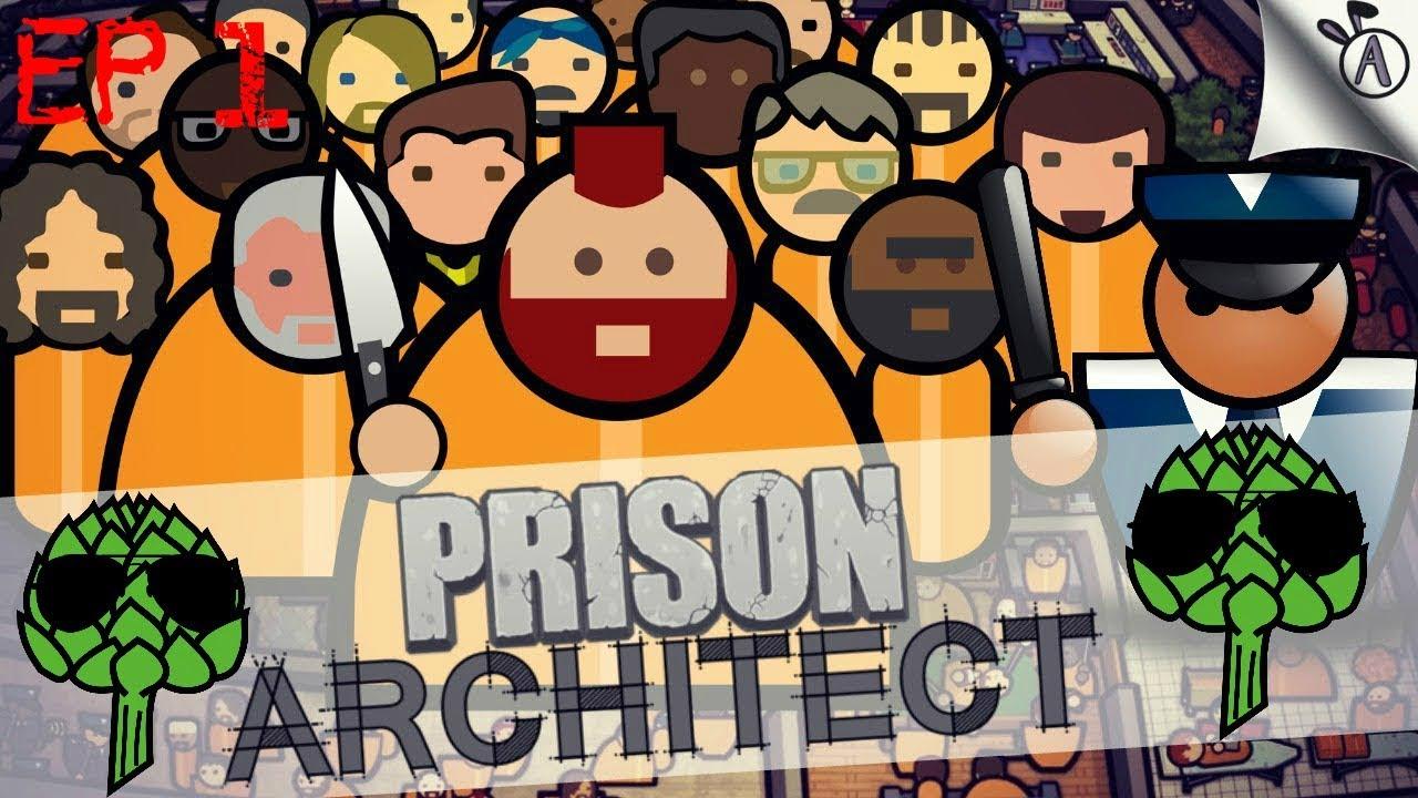[FR] Prison Architect (Evasion).