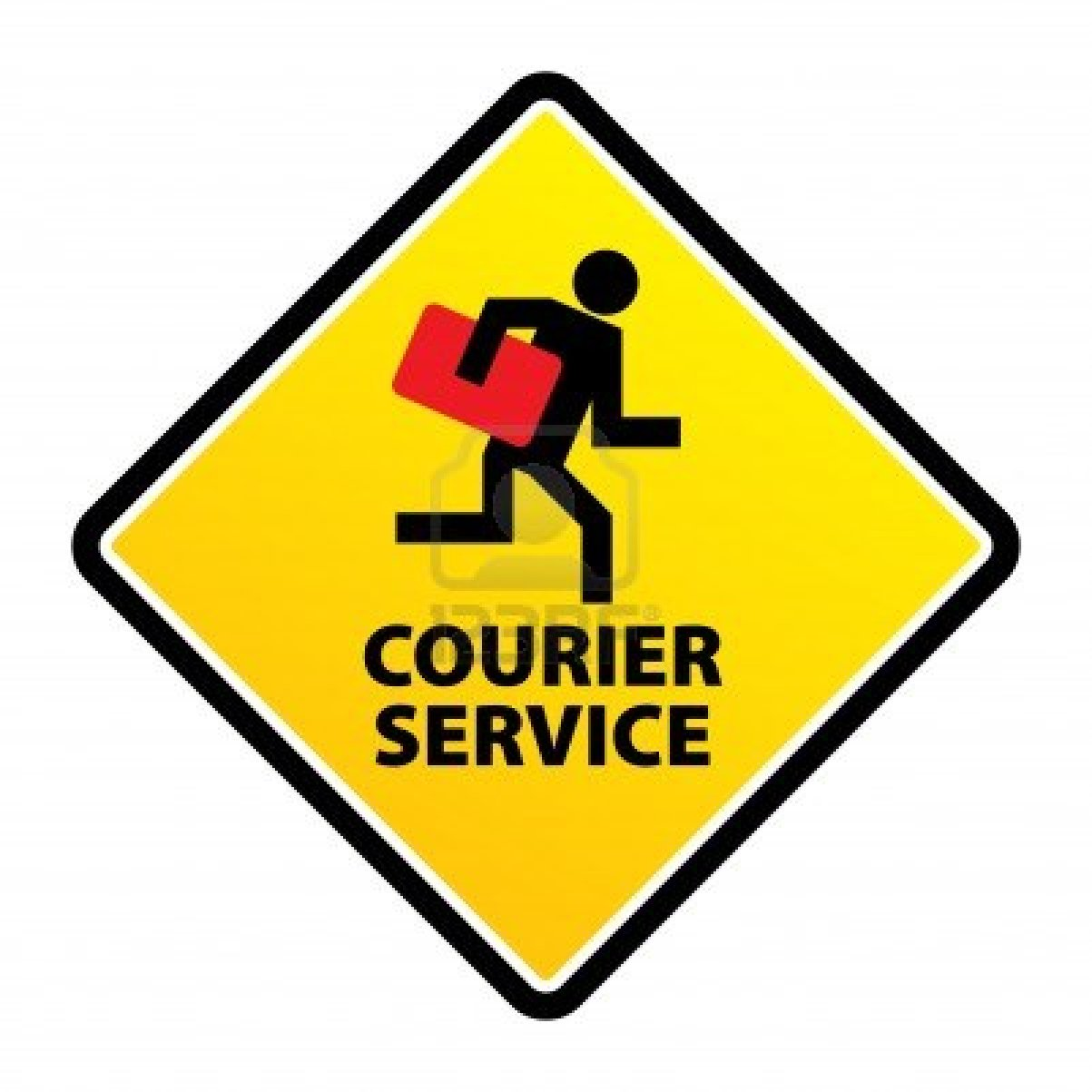 Courier 20clipart.