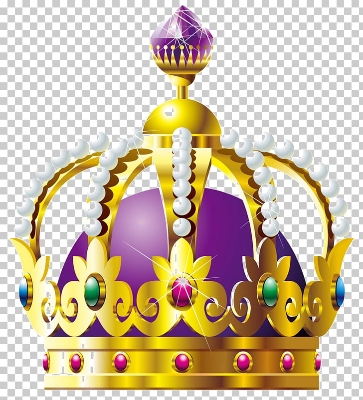 Crown, couronne PNG clipart.