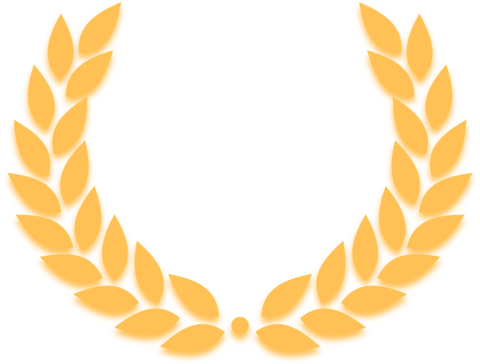 венок из листьев иконка.
