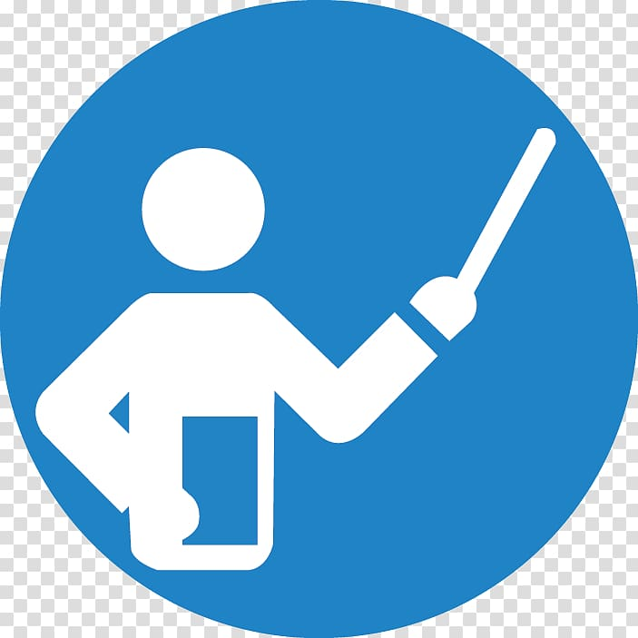 Person holding rod logo, Training Computer Icons Education.